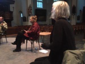 """Sociaal Theater Draait Door met                    Wagenspel """"De Oude Vosch"""" dankzij Catharina Kerk, en meer……."""